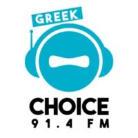 Logo of radio station Greek Choice 91.4