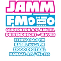 Logo of radio station Jamm FM