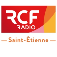 Logo of radio station RCF Saint-Etienne