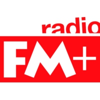 Logo of radio station Радио FM+