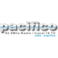 Logo of radio station FM pacifico 92.9