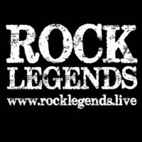 Logo of radio station Rock Legends - Legendary Rock Classics