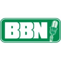 Logo of radio station KYFO-FM BBN Radio