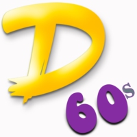 Logo of radio station #1 D 60s