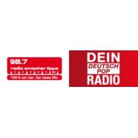 Logo of radio station Radio Emscher Lippe – Dein DeutschPop Radio