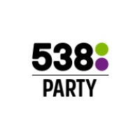Logo of radio station 538 Party