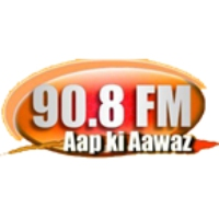 Logo of radio station Aap Ki Awaaz FM