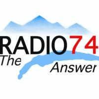 Logo de la radio Radio 74