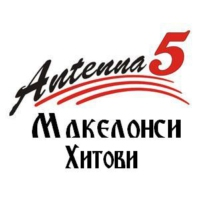 Logo of radio station Antenna5 Radio Network