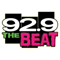 Logo of radio station KOSP The Beat 92.9