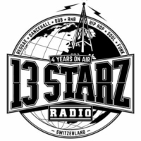 Logo of radio station 13 STARZ RADIO