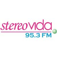 Logo of radio station XHPY Stereo vida 95.3 FM