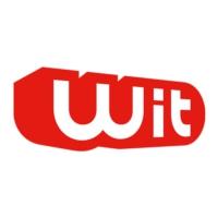 Logo of radio station Wit FM