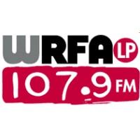 Logo of radio station WRFA LP 107.9