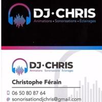 Logo of radio station LA- RADIO- DJCHRIS