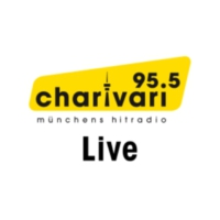 Logo of radio station 95.5 Charivari Münchens