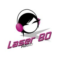Logo de la radio laser 80