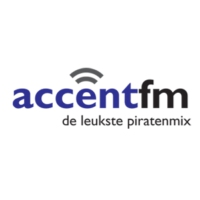 Logo of radio station Accent FM