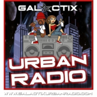 Logo of radio station GALACTIXURBANRADIO