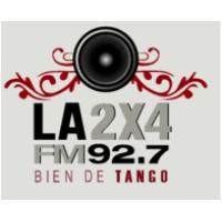 Logo de la radio La 2x4