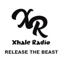 Logo of radio station Xhale Radio