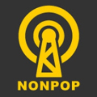Logo of radio station Laut fm Nonpop