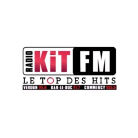 Logo of radio station KIT FM