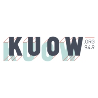 Logo of radio station KUOW Public Radio