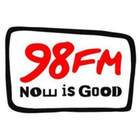 Logo of radio station Dublin's 98 FM