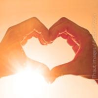 Logo de la radio kronehit - Love