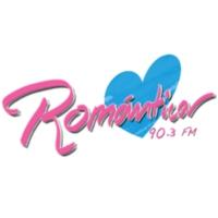 Logo of radio station XHQS Romántica 90.3 FM