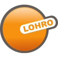 Logo of radio station LOHRO