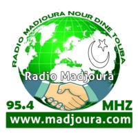 Logo of radio station Radio Madjoura Nour Din 95.4 Touba Mali