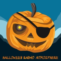 Logo of radio station HalloweenRadio.net - Atmosphere