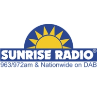 Logo of radio station Sunrise Radio