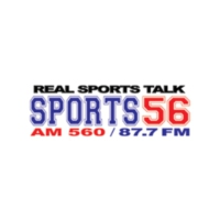 Logo of radio station WHBQ Sports 56