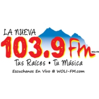Logo of radio station WOLI La Nueva