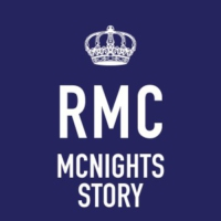 Logo of radio station RMC Nights Story