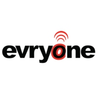 Logo of radio station EvryOne