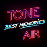 Logo of radio station TONE Air