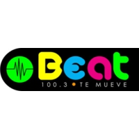 Logo de la radio Beat FM Chile