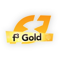 Logo of radio station Gold Fréquence3
