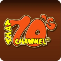 Logo of radio station That 70's Channel