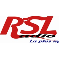 Logo of radio station RSL Radio