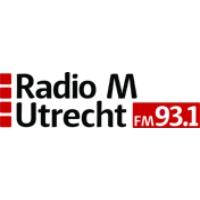 Logo of radio station Radio M Utrecht 93.1 FM