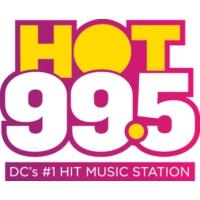 Logo of radio station WIHT HOT 99.5 FM