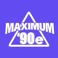 Logo de la radio Maximum - '90e