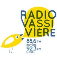 Logo of radio station Radio Vassivière