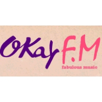 Logo of radio station Okay FM