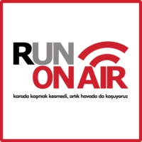 Logo of radio station RUN ON AIR